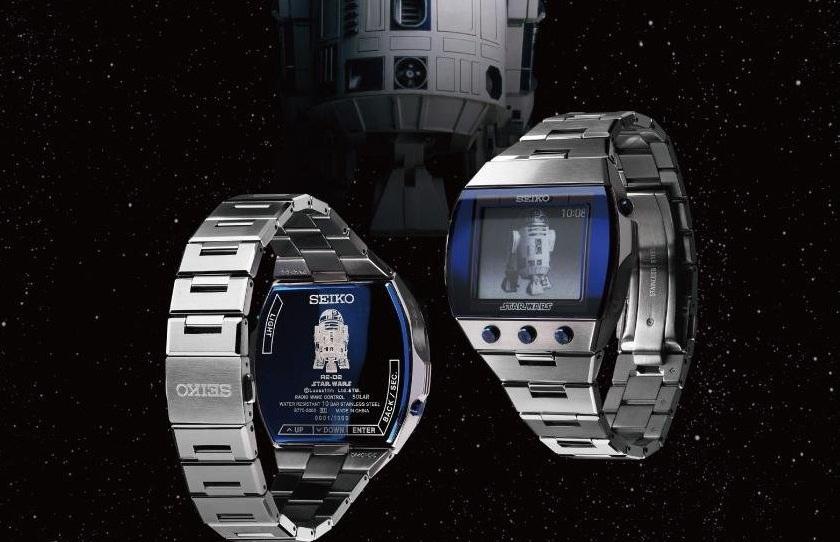 Seiko pentru fanii Star Wars. Forta fie cu noi!
