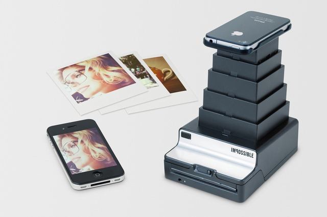 Instant Lab – Poze Polaroid direct de pe iPhone