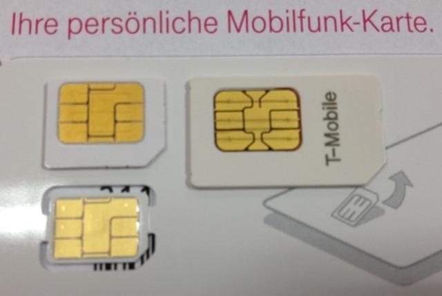 Cardurile nano-SIM incep sa apara pe net. Sa fie pentru iPhone 5?