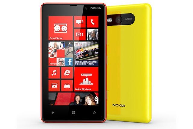 Nokia anunta Lumia 820 cu WP8 –  zvonurile se confirma