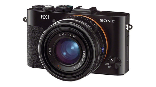 Sony va anunta RX1 – O camera compacta cu senzor Full Frame