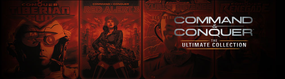 "Toate jocurile Command & Conquer vin la pachet in ""Ultimate Collection"""