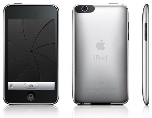 Vom vedea si un nou iPod Touch langa iPhone 5?