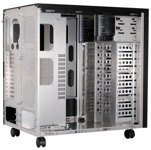 Lian Li D8000 – Noua carcasa primeste HDD-uri din abundenta