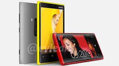 Lumia 820 si 920, imagini cu o saptamana inainte de lansare