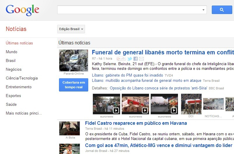 Brazilia se retrage din Google News