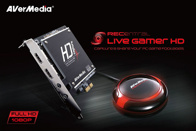 AVerMedia Live Gamer HD – Captura fara compromisuri [REVIEW]