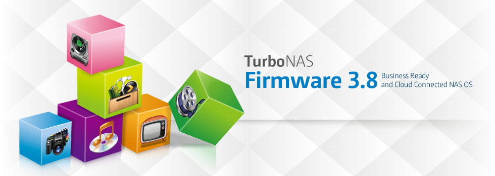 QNAP Turbo NAS V 3.8 – Un update de firmware binevenit