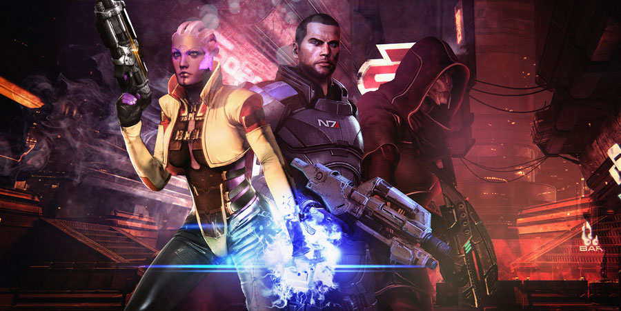 Mass Effect 3: Omega DLC – Trailer