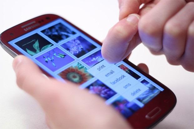 Ecranele sensibile la atingere ar putea fi reinventate cu FingerSense