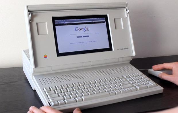 Un Macintosh Portable a primit un update semnificativ