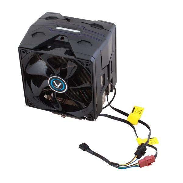 Sapphire anunta primul sau cooler pentru CPU