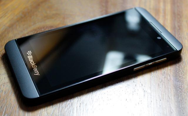 BlackBerry L-Series scapa pe internet