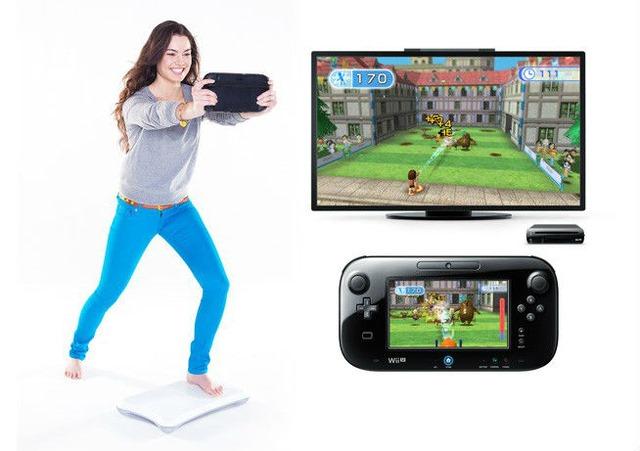 Dupa Wii Fit apare si Wii Fit U, pentru noua consola Nintendo