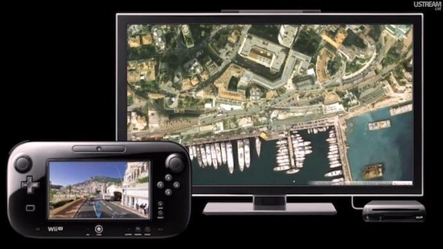 Wii U vine cu un mod creativ de explorare al lui Street View