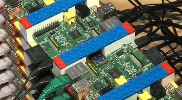 Raspberry Pi sta la baza unui supercomputer [+VIDEO]
