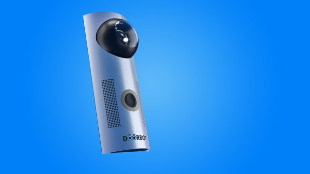 DoorBot tine loc de sonerie si video-interfon