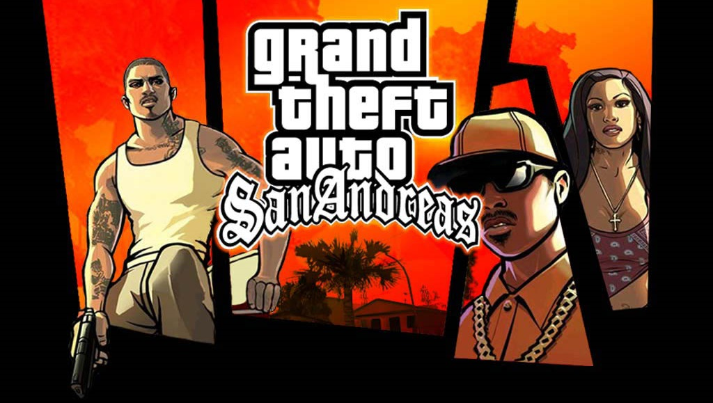 Grand Theft Auto: San Andreas disponibil pe PSN
