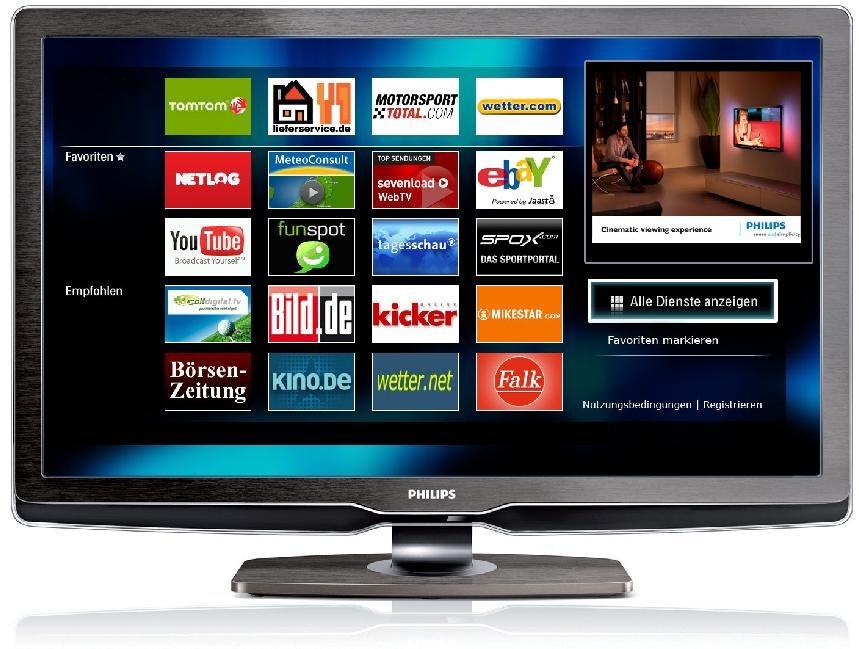 Surpriza! Smart TV-urile nu sunt cumparate pentru aplicatii
