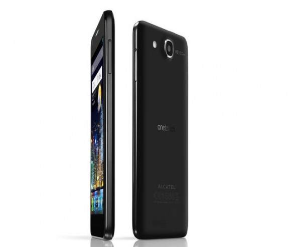 Alcatel One Touch Idol Ultra – cel mai subtire telefon din lume
