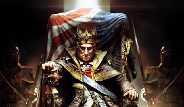 Assassin's Creed III Tyranny of King Washington incepe in februarie