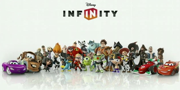 Disney Infinity aduce jucarii in jocurile video