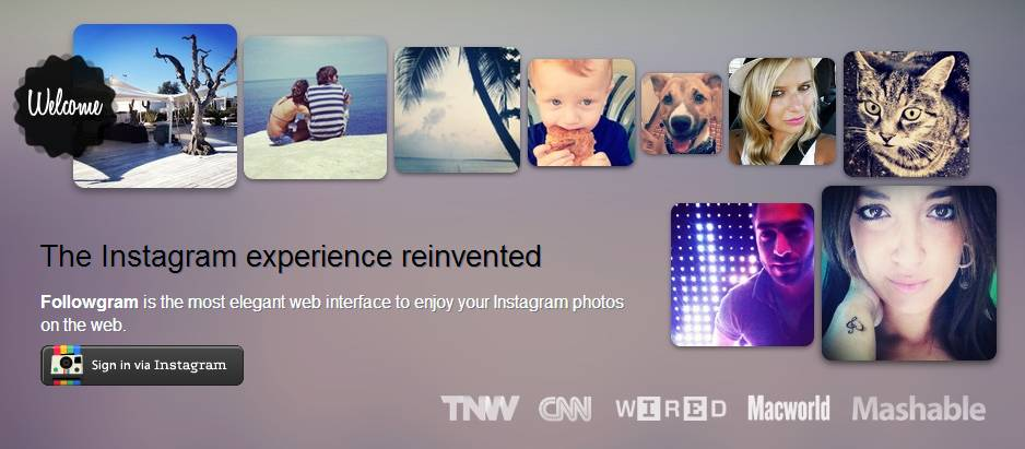 Followgram este solutia pentru Instagram pe PC