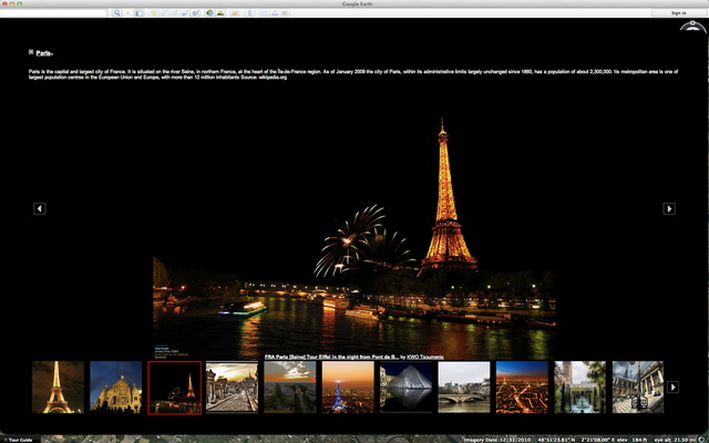 Google Earth primeste un update substantial de continut