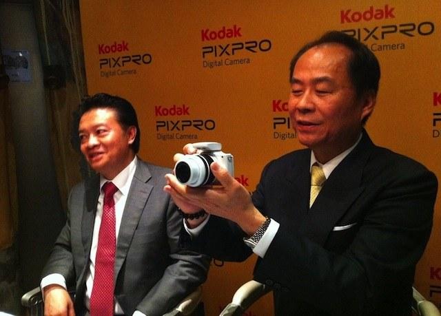 Au fost anuntate primele camere Kodak produse dupa falimentul companiei