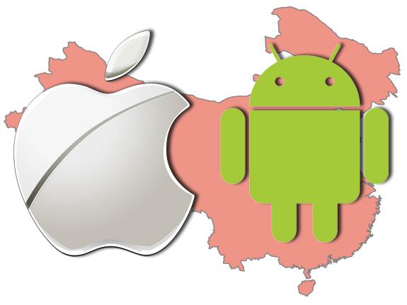 China depaseste America la smartphone-uri active