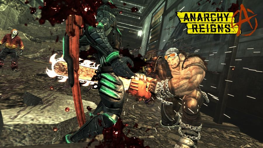 "Anarchy Reigns – Batai de strada ""ca in filme"" [REVIEW]"