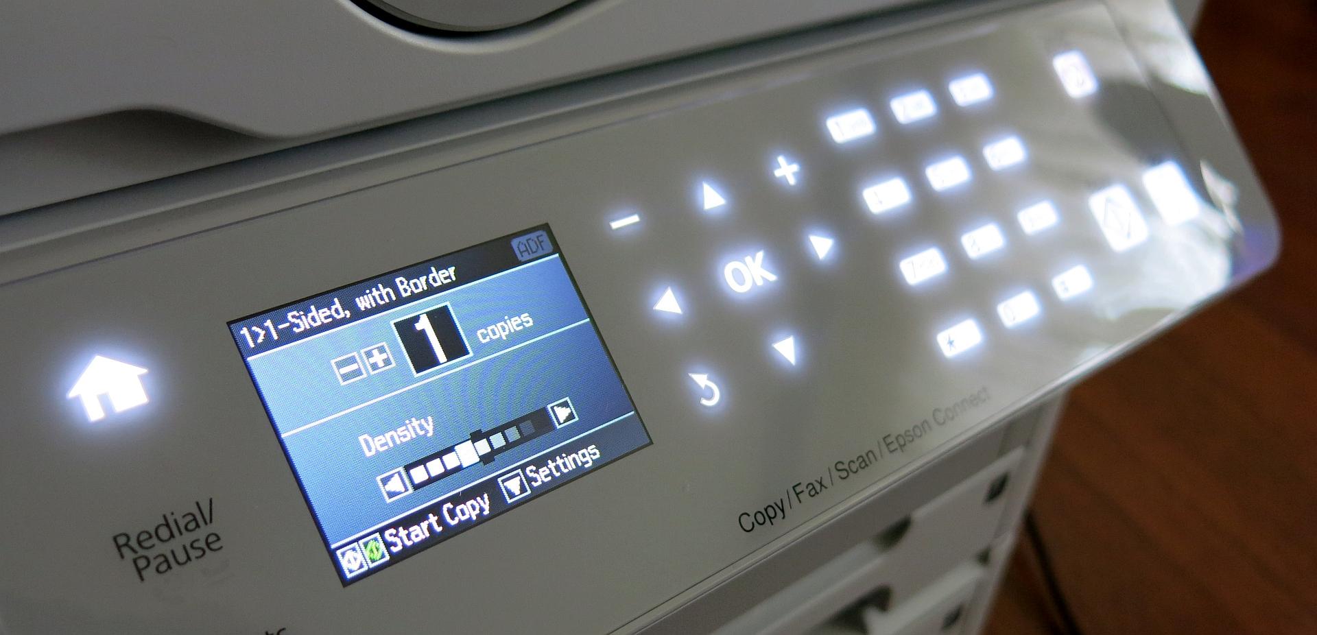 """EPSON WF-3530 – """"Micul"""" robot de birou [REVIEW]"""