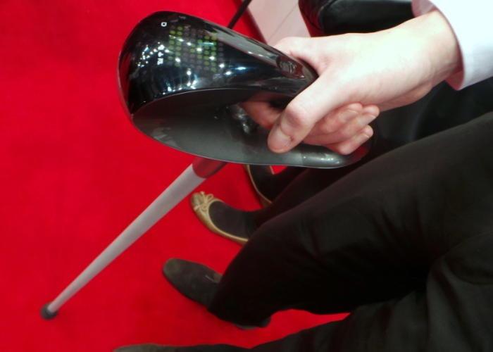 Bastonul viitorului vine de la Fujitsu si se afla in stadiu de prototip