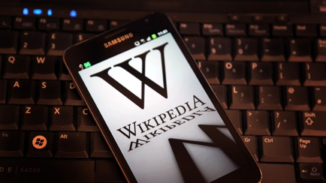 Premieră de la Wikipedia: Cum a fost anul 2014 pe enciclopedia digitală [VIDEO]
