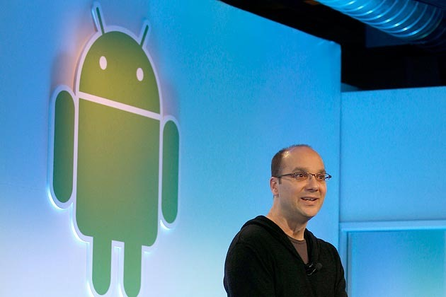 Andy Rubin se retrage de la conducerea Android