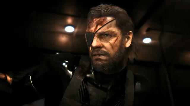 Metal Gear Solid V: The Phantom Pain anuntat oficial