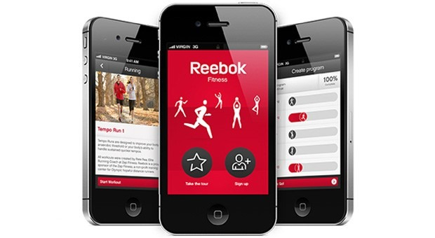 Reebok intra in hora aplicatiilor sportive de mobile