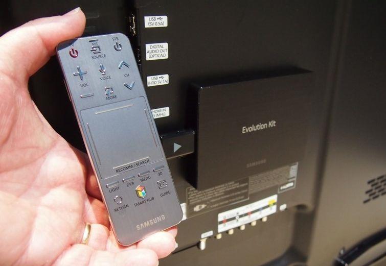 Samsung Evolution Kit iti actualizeaza TV-ul de anul trecut