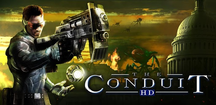 The Conduit HD lansat pe Android