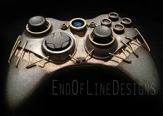 Dishonored a inspirat un controller unic de XBOX 360