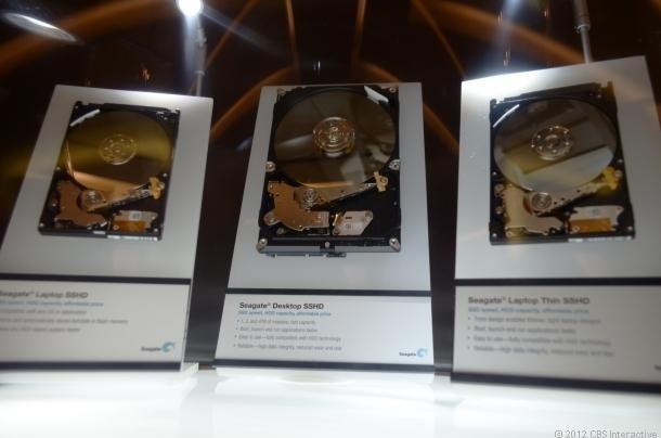 Seagate anunta a treia generatie de hard diskuri hibride