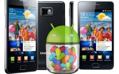 Alte dispozitive din seria Galaxy primesc Android Jelly Bean