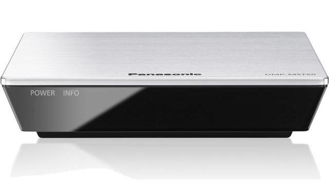Panasonic s-a apucat de facut playere multimedia dedicate