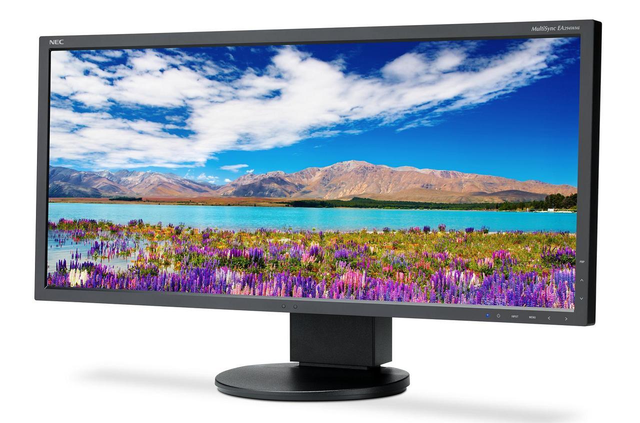 NEC EA294WMi – Un nou monitor de la NEC, acum Ultra Wide