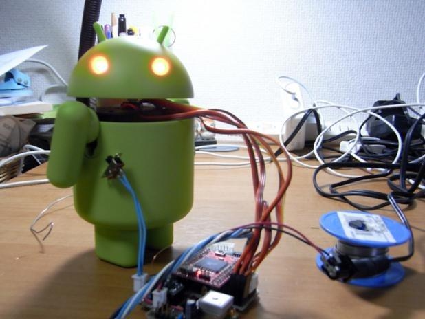 Numarul infectiilor pe Android a explodat in 2012