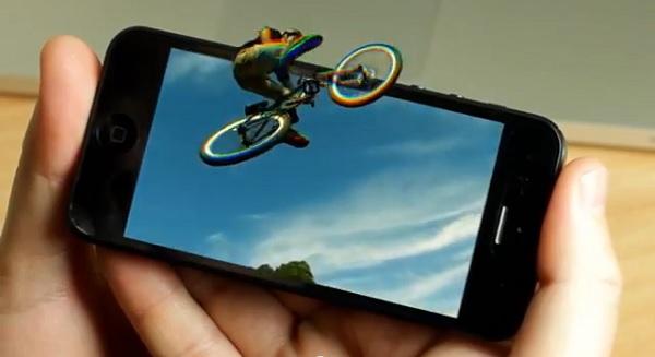 EyeFly 3D, o folie care-ti transforma ecranul intr-unul 3D