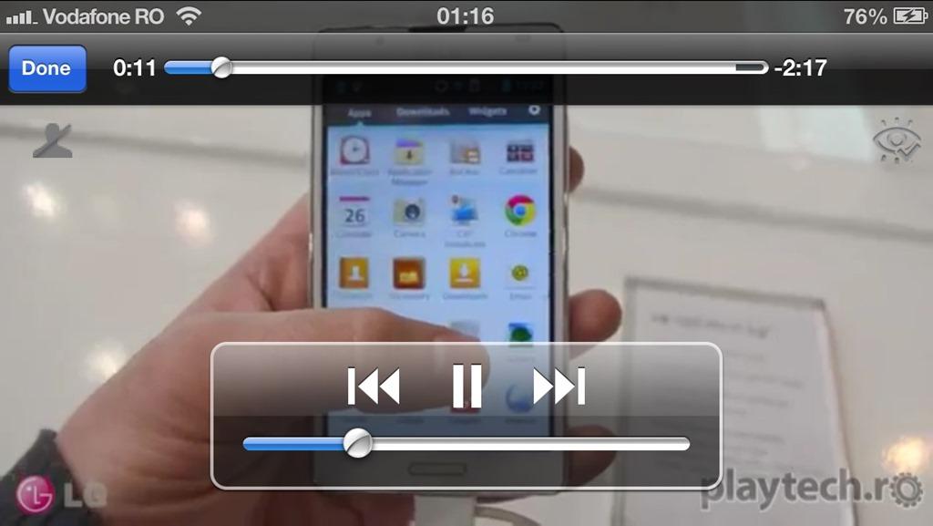 LookAway Player aduce pe iPhone functionalitatea Smart Pause