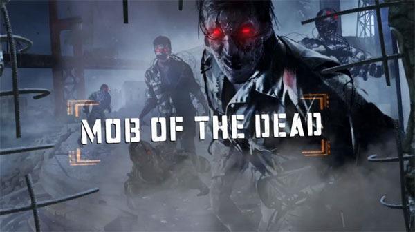 Mob of the dead, o noua campanie inclusa in DLC-ul pentru Black Ops 2