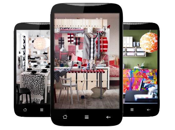 Cum te ajuta aplicatiile mobile sa iti redecorezi locuinta