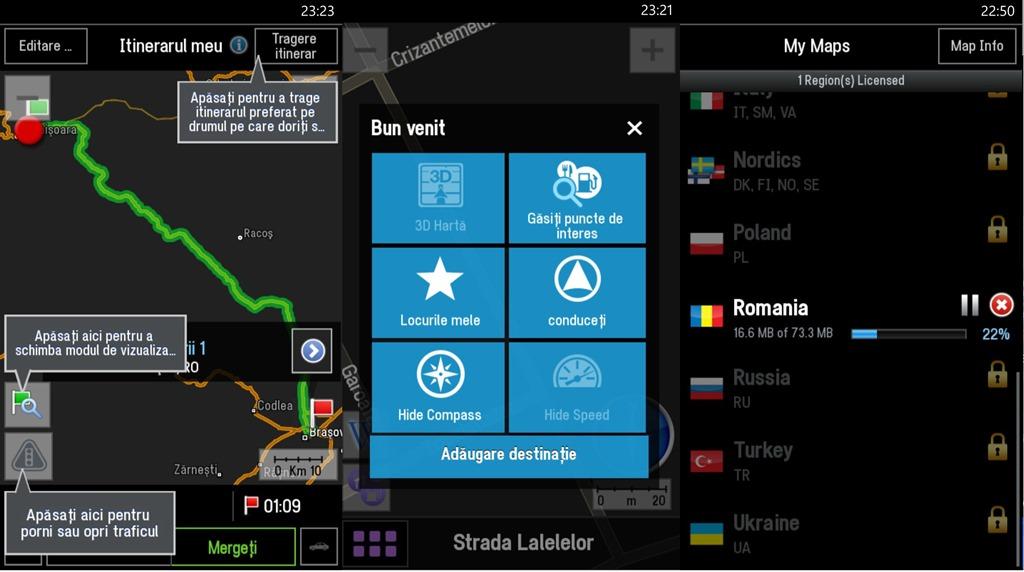 CoPilot – Solutie de navigare alternativa pe Windows Phone 8